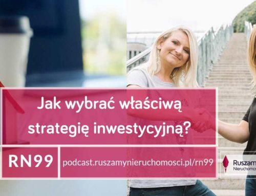 [RN99] Jak wybrać właściwą strategię inwestycyjną?