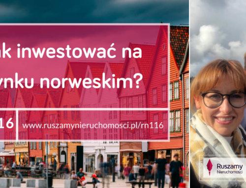 [RN116] Jak inwestować na rynku norweskim? Rozmowa z Przemkiem Ożarowskim