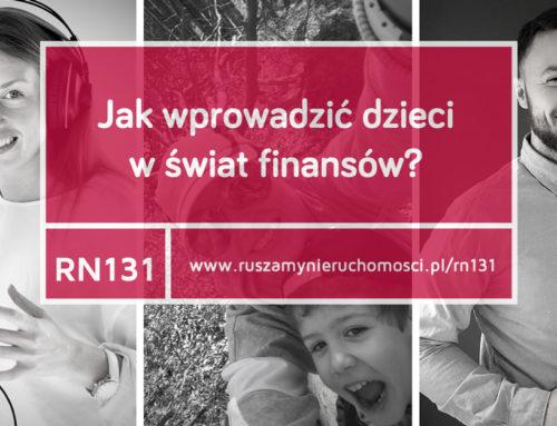 [RN131] Jak wprowadzić dzieci w świat finansów?
